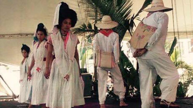 Tardes de Xochipitzahuatl, de los eventos de febrero en Puebla